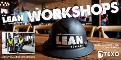 The Lean Builder: December Workshop