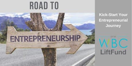 Road to Entrepreneurship tickets