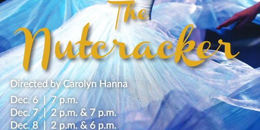 TJC Nutcracker 2019 - Saturday 2pm