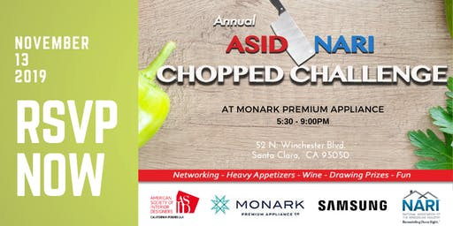 4th Annual ASID-NARI Chopped Challenge