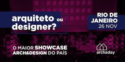 Archaday Rio de Janeiro | Conteúdo profissional para Arquitetos, Designers de Interiores e Estudantes
