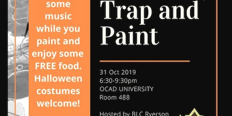 BLC: Trap and Paint Night tickets