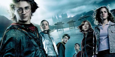 Harry Potter and the Goblet of Fire: OUTDOOR CINEMA