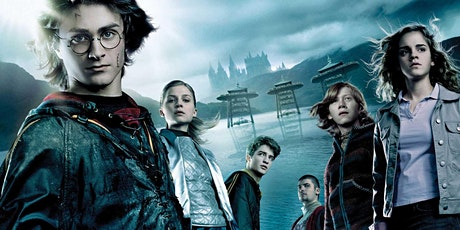 Harry Potter and the Goblet of Fire: OUTDOOR CINEMA tickets