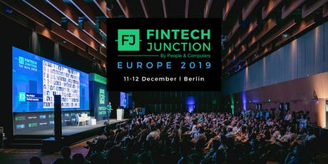 FinTech Junction Europe 2019 tickets