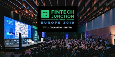 FinTech Junction Europe 2019 tickets