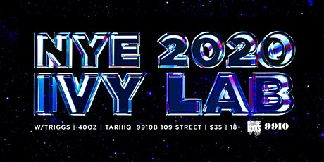 NYE Bash ft. IVY LAB tickets