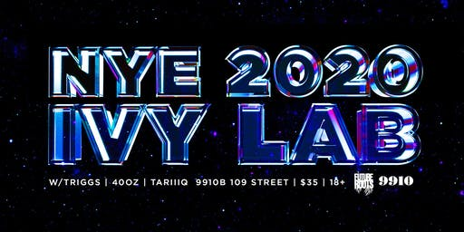 NYE Bash ft. IVY LAB