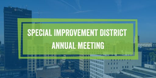 Downtown Akron Special Improvement District Annual Meeting