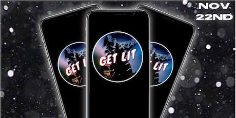 Get Lit App Release Party tickets