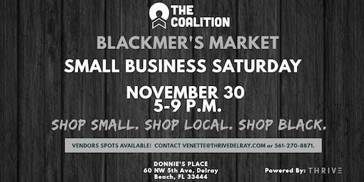 Blackmer's Market: Small Business Saturday Edition