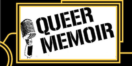 Queer Memoir: Birthdays tickets