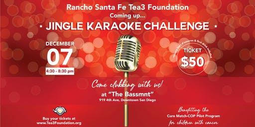 Jingle Karaoke Challenge