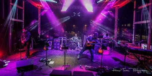 Machine Funk  [Tribute to Widespread Panic]   Asheville Music Hall