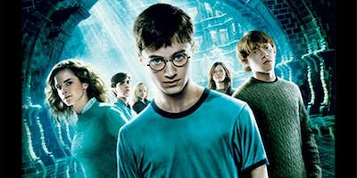 Harry Potter and the Order of Phoenix: OUTDOOR CINEMA