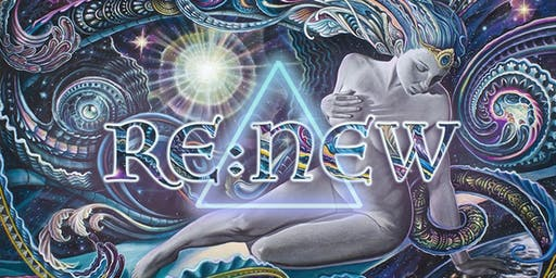 Re:New - NYE Activation 2020 by Living Prism