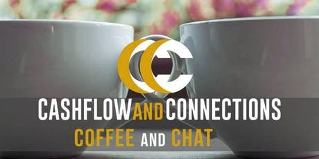 Cashflow and Connections Coffee and Chat tickets