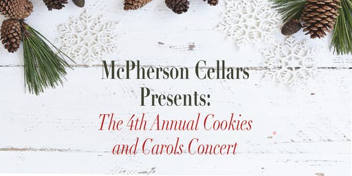 4th Annual Cookies & Carols Concert