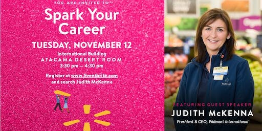 Spark Your Career - Judith McKenna