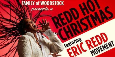 A Redd Hot Christmas tickets