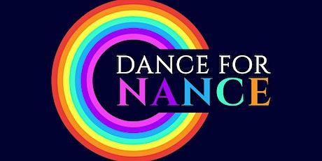 DanceForNance tickets