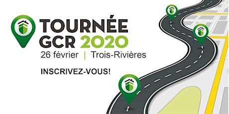 Tournée GCR 2020 - Trois-Rivières billets