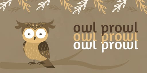 Owl Prowl ~ Canopy Shores Park