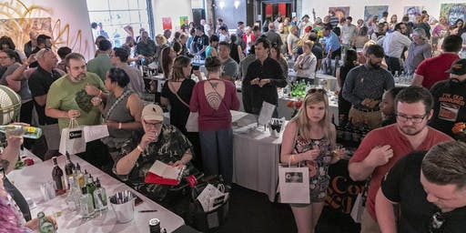 VIP PASSES - 6th Annual Gin Festival St. Louis April 26th