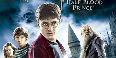 Harry Potter and the Half Blood Prince: OUTDOOR CINEMA