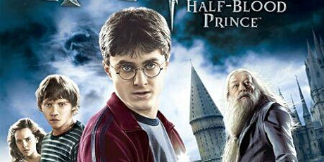 Harry Potter and the Half Blood Prince: OUTDOOR CINEMA tickets