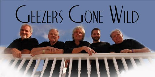 Geezers Gone Wild at The Esquire Jazz Club