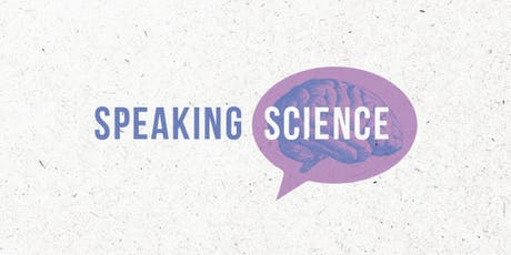 Speaking Science 2020 tickets