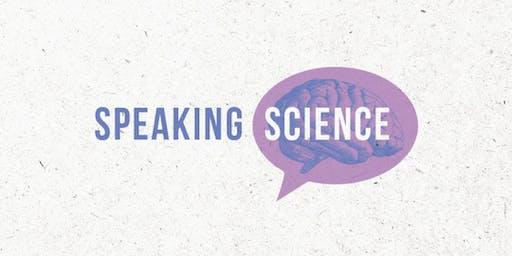 Speaking Science 2020