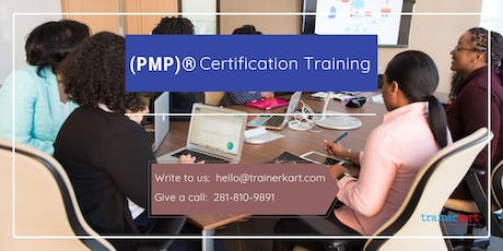PMP Classroom Training in Fredericton, NB tickets
