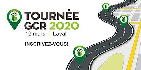 Tournée GCR 2020 - Laval tickets