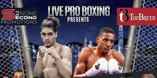 LIVE PRO BOXING: The Best of Tomorrow 9 in Dearborn
