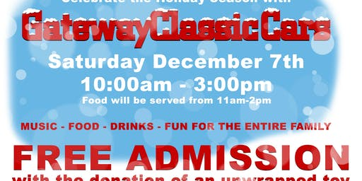 Gateway Classic Cars Customer Appreciation Holiday Party - Chicago