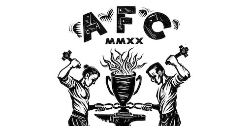 Austin Forging Competition (AFC) 2020