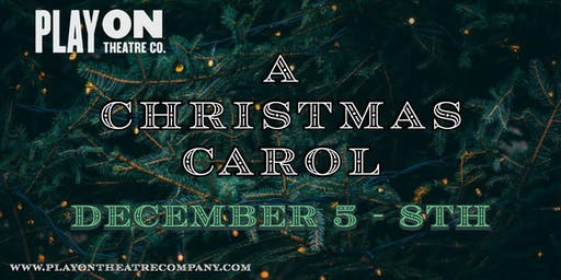 A Christmas Carol Saturday Night