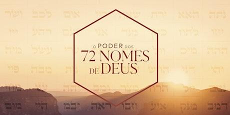 Seminário Poder dos 72 Nomes | Janeiro de 2020 | SP ingressos