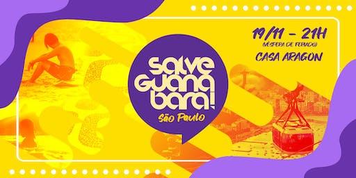 Salve Guanabara - SP com SAMBA DE SANTA CLARA