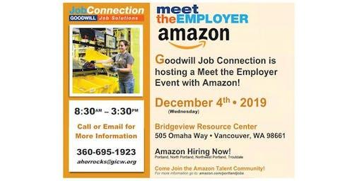 Amazon is Hiring - Vancouver - 12/4/19