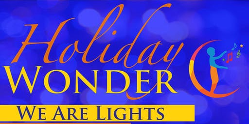 Copy of Holiday Wonder - We are Lights