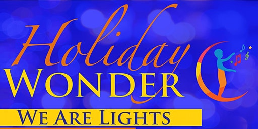 Holiday Wonder - We are Lights