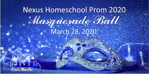 Nexus Homeschool Prom 2020 - Fort Worth