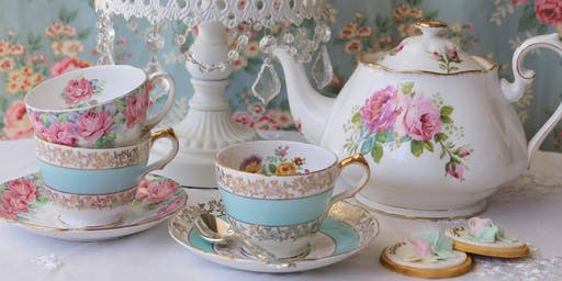 Mother's Day/Spring Tea