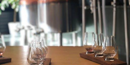 Visit South Loch Gin's Edinburgh distillery with tasting & cocktail