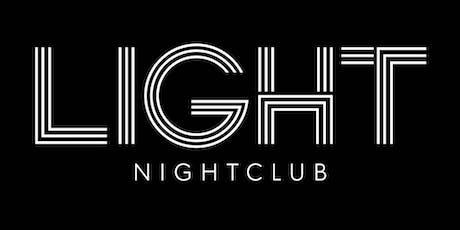 MEMORIAL DAY WEEKEND - LIGHT NIGHTCLUB - Las Vegas VIP Guest List - 5/22 tickets