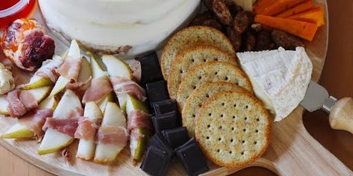MaryCharcuterie: Cheese & Chocolate