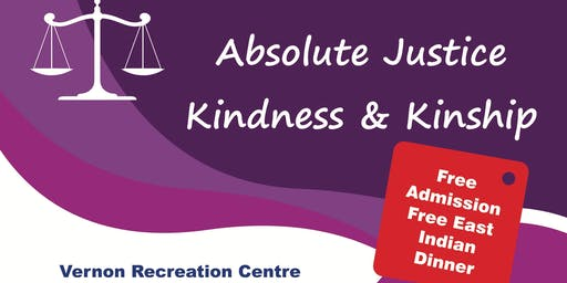 Absolute Justice, Kindness & Kinship